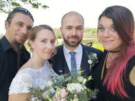 photographe mariage domaine de grand mai