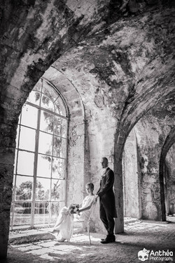 Mariage Ardèche Château de Gourdan