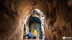 Wat U Mong Chiang Mai Thailand