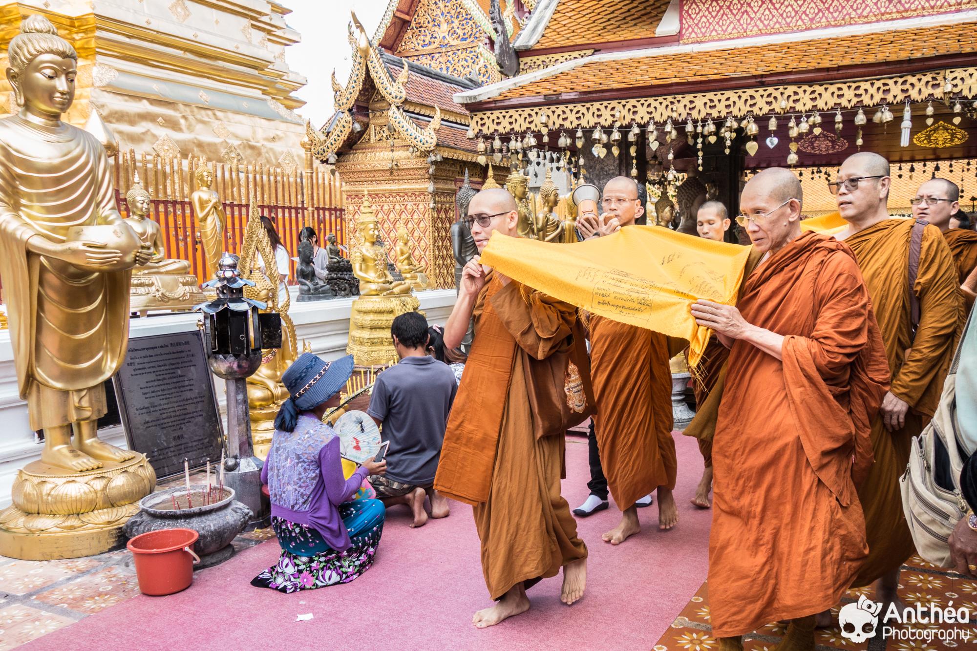 Wat Phra That Doi Suthep thailand
