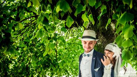 Noémie & Simon : un mariage friendly bohème
