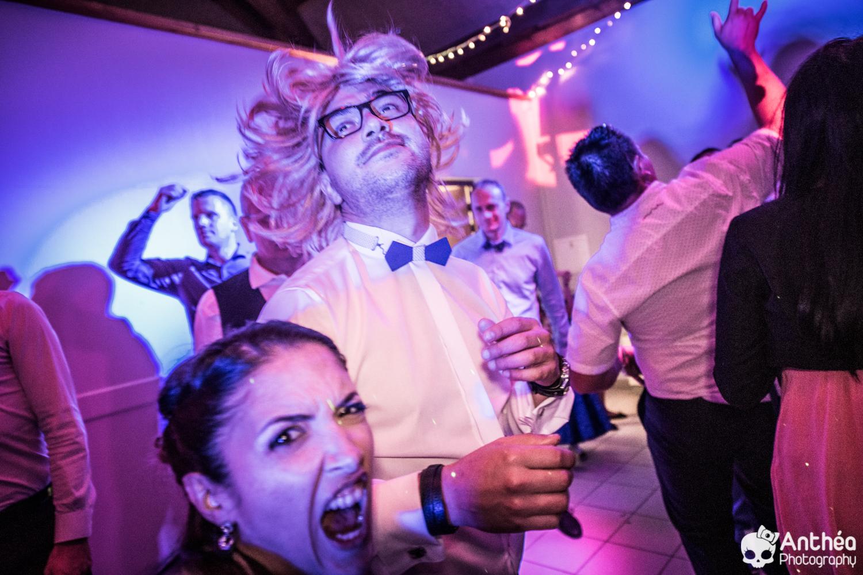 soirée mariage fun danse
