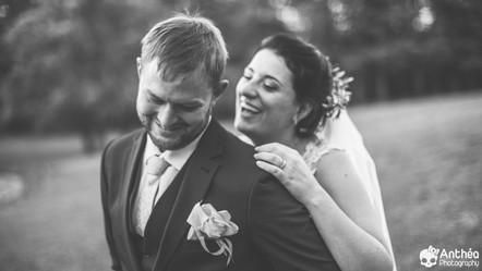 Mariage à l'Orangerie de Grange Merlin : un automne ensoleillé à tomber !
