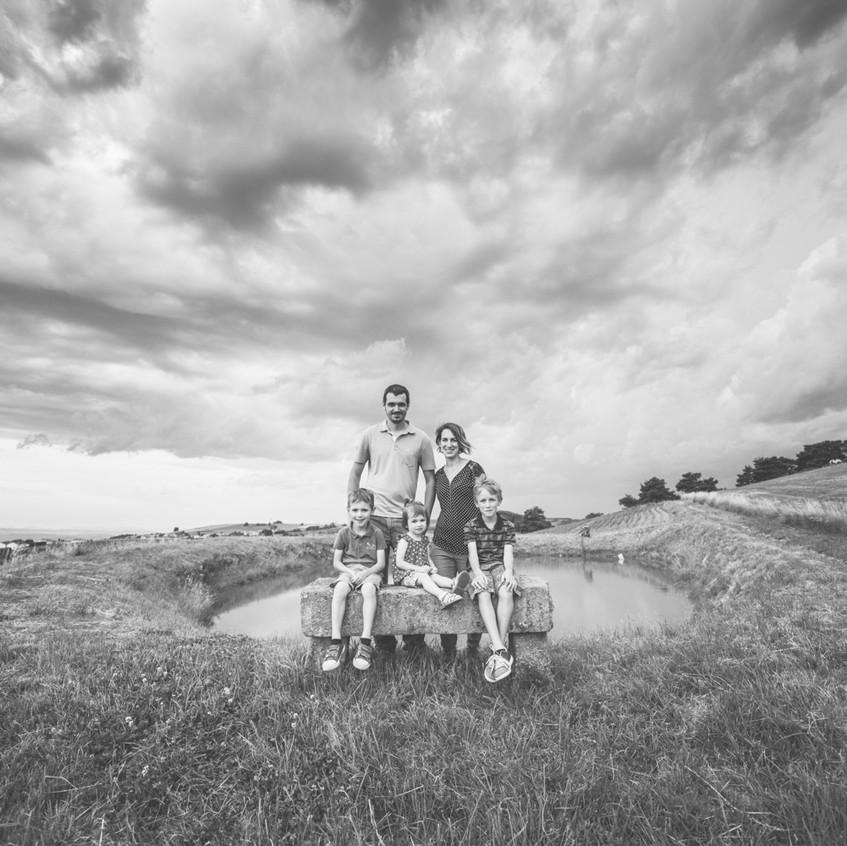 séance photo famille loire rhône