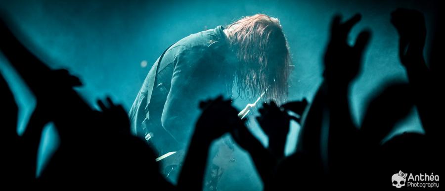 Arch Enemy Le Fil 2014