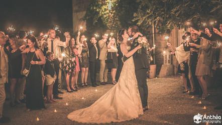 Mariage au Manoir de Tourieux
