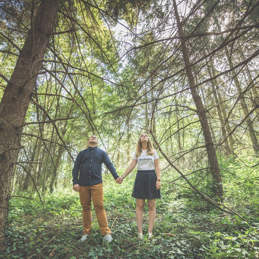 Loana & Seb Engagement - Save The Date_-