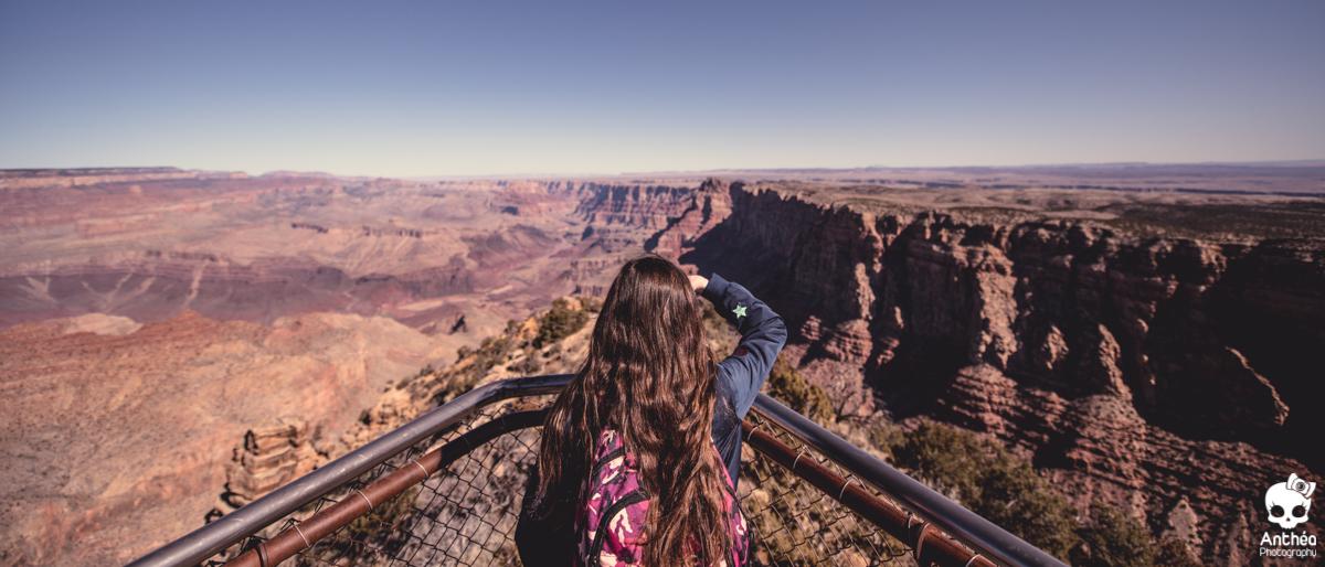 Nouveaux Horizons - Grand Canyon & Melia