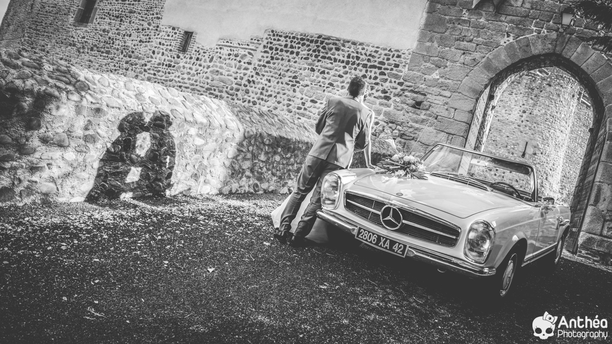 photographe mariage loire chateau
