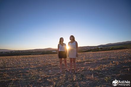 Une séance photo en duo [ sœurs jumelles ] - Photographe Jumelles - Jumeaux - Twins