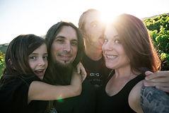 La famille d'Anthéa Photography & Chart