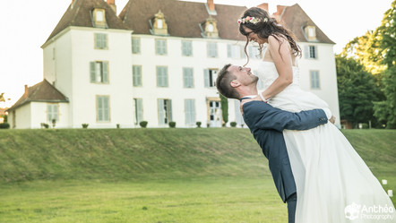 Mariage au Château de Matel - Thème Série Friends - Photographe Loire -