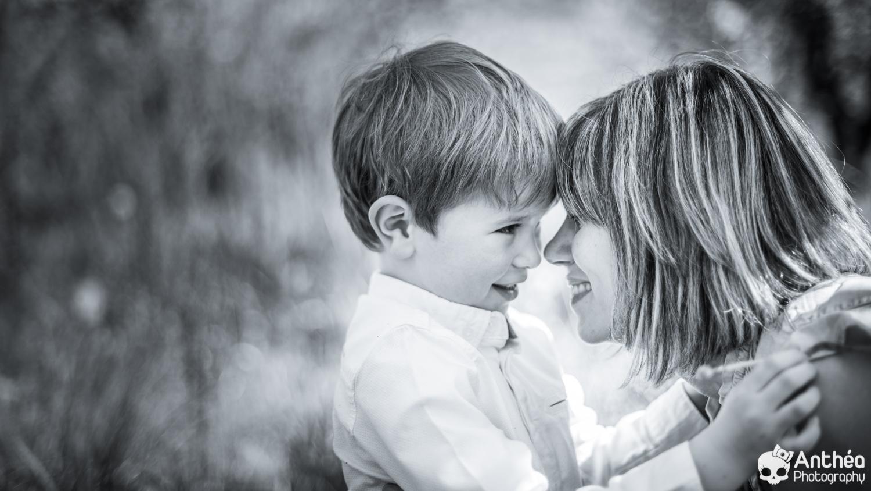 mère & fils cadeau fête des mères