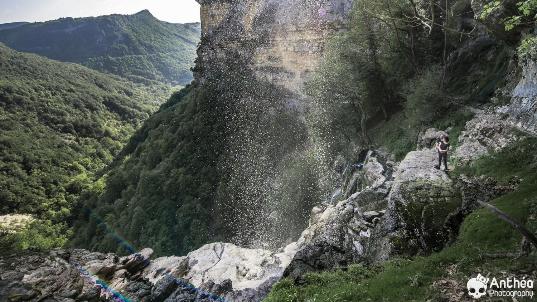 Landscape Cascade Nature Séance
