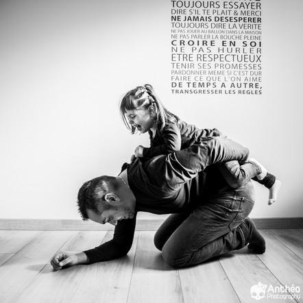 Séance à Domicile - Lifestyle - Photographe Mornant