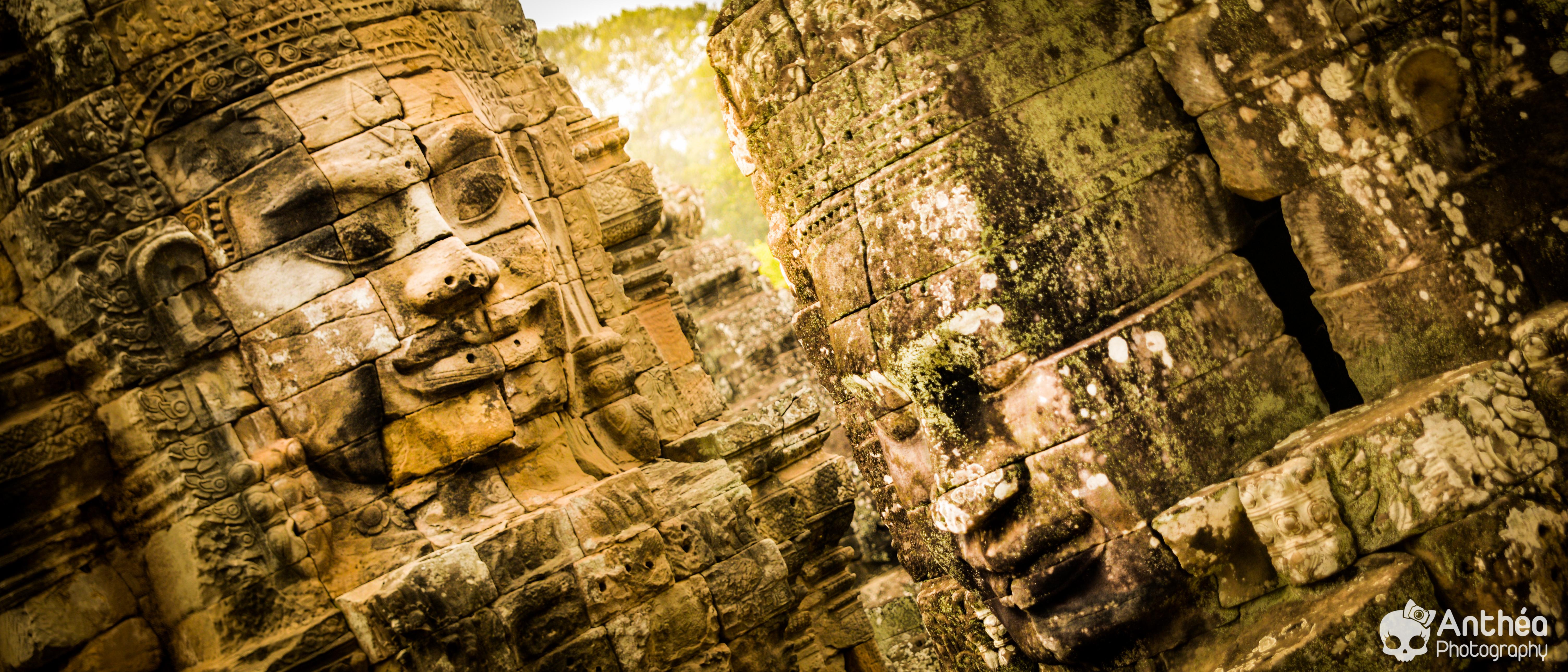 Angkor Cambodge  Cambodia  Bayon Temple