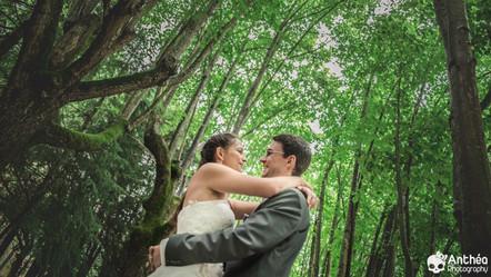 Mariage Domaine du Breuil de Doue - Photographe Haute Loire -  Sandrine & Thibault, un mariage r