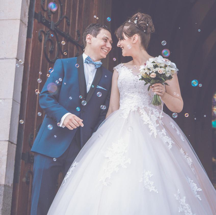 Mariage_Eglise Vernaison