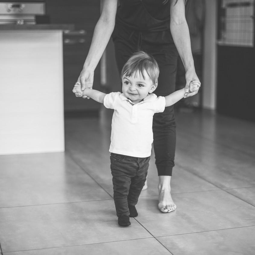 Photographe à domicile famille