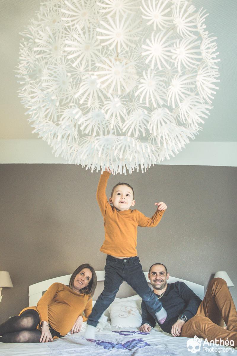 séance photo famille lifestyle loire