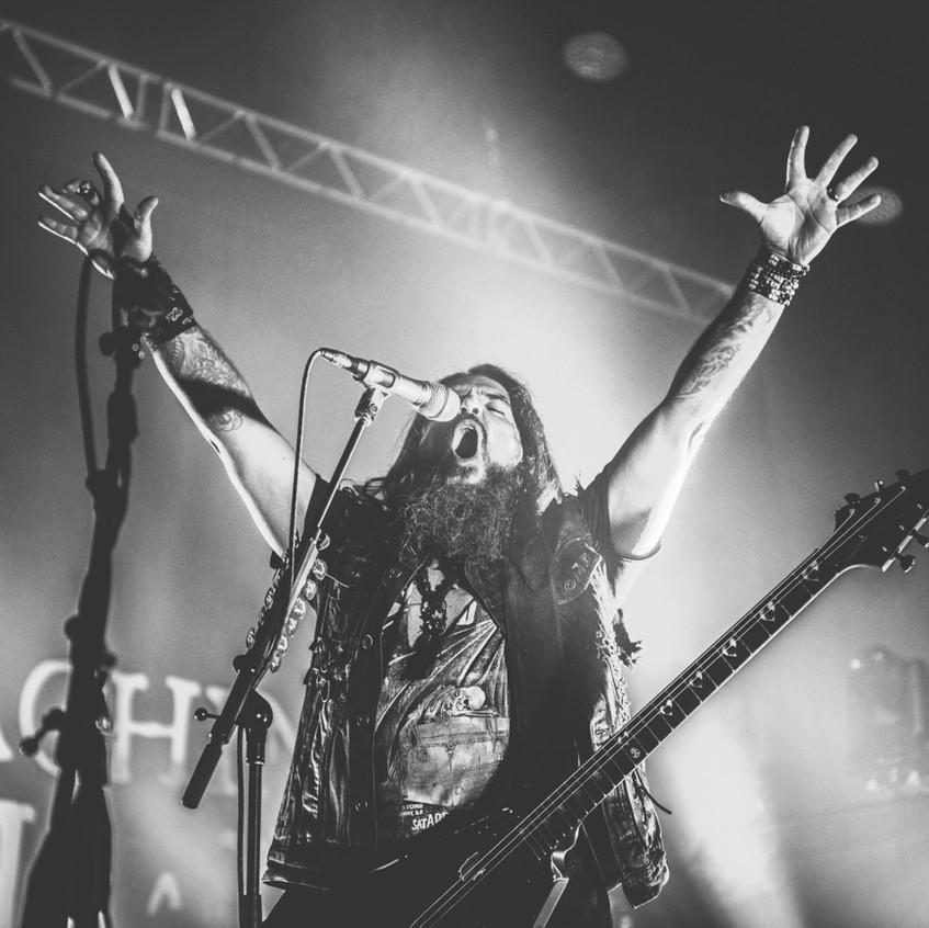 Machine Head en concert Lyon
