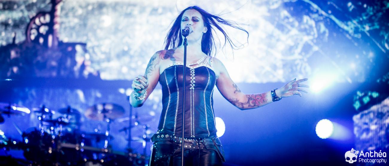 Nightwish Halle Tony Garnier Lyon 15