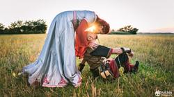 mariage viking wedding french