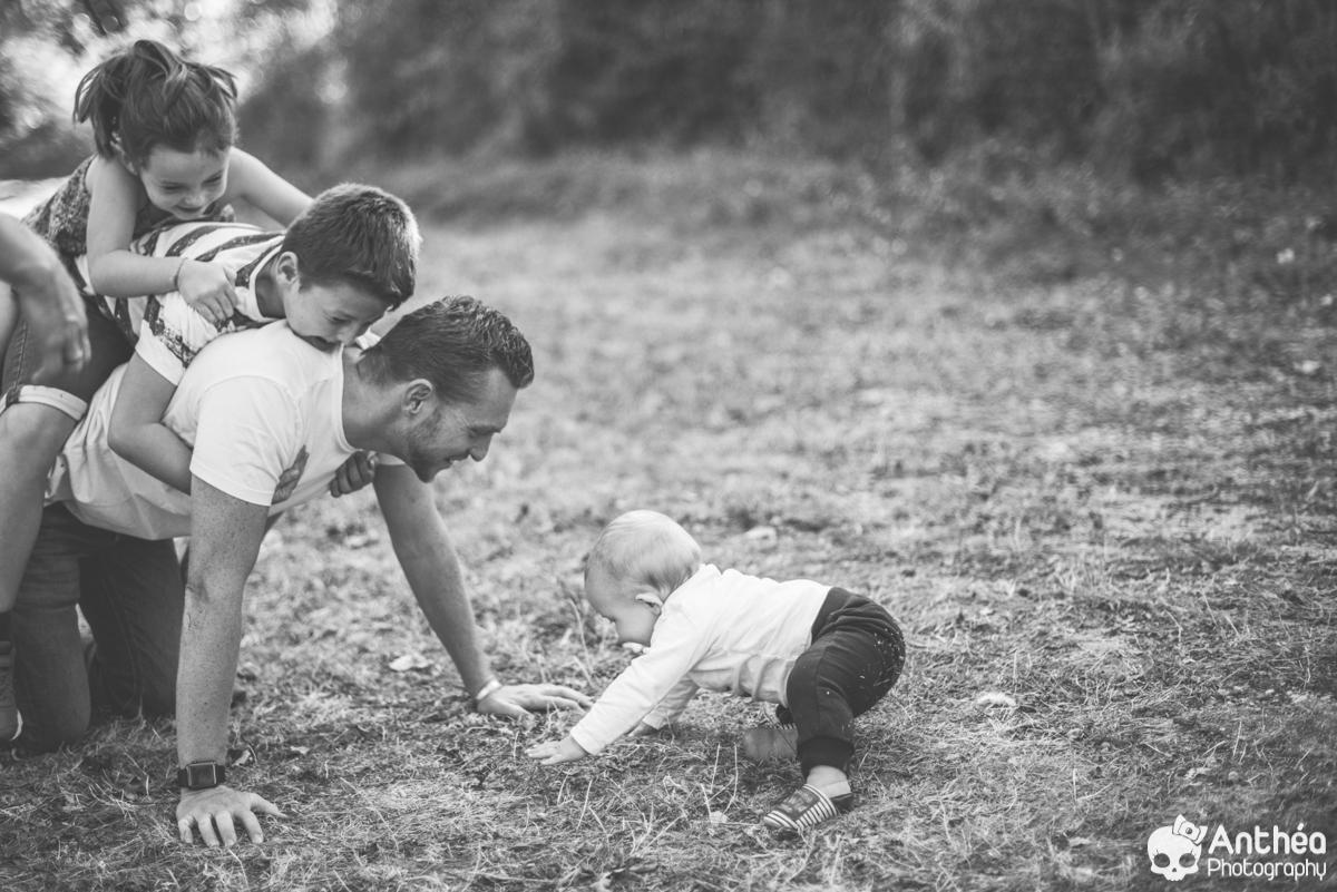 séance photo familiale lifestyle