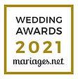 Wedding Awards 2021 anthéa photography