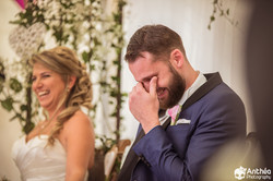 marié pleure émotion mariage