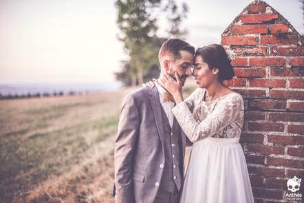Le mariage d'Amelle & Ludo de folie au Château de Fontanes