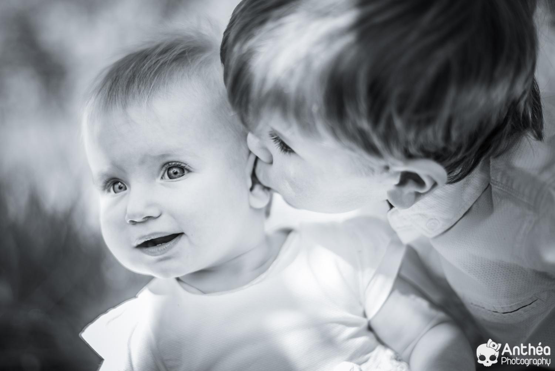 soeur et frère photo