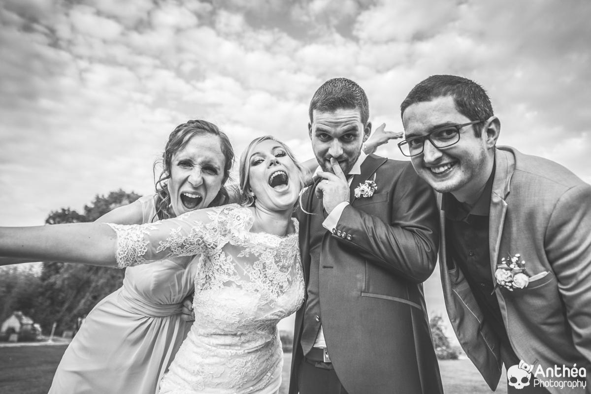 mariage pierres dorées