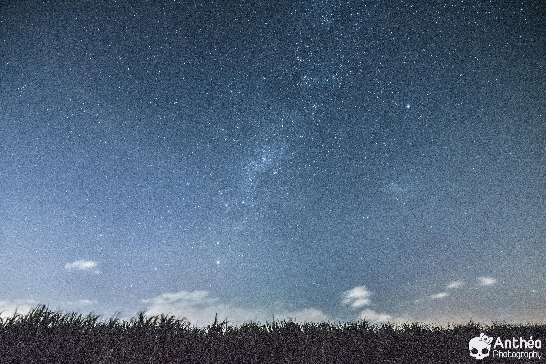 Voie Lactée Milkyway Mauritius