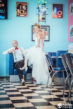 mariage rockabilly lyon france