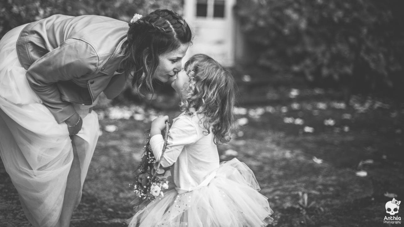 mariage maman fille chateau de montrouge