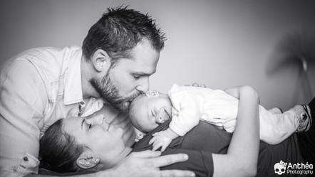 Séance Photo à domicile - Givors - Maternité