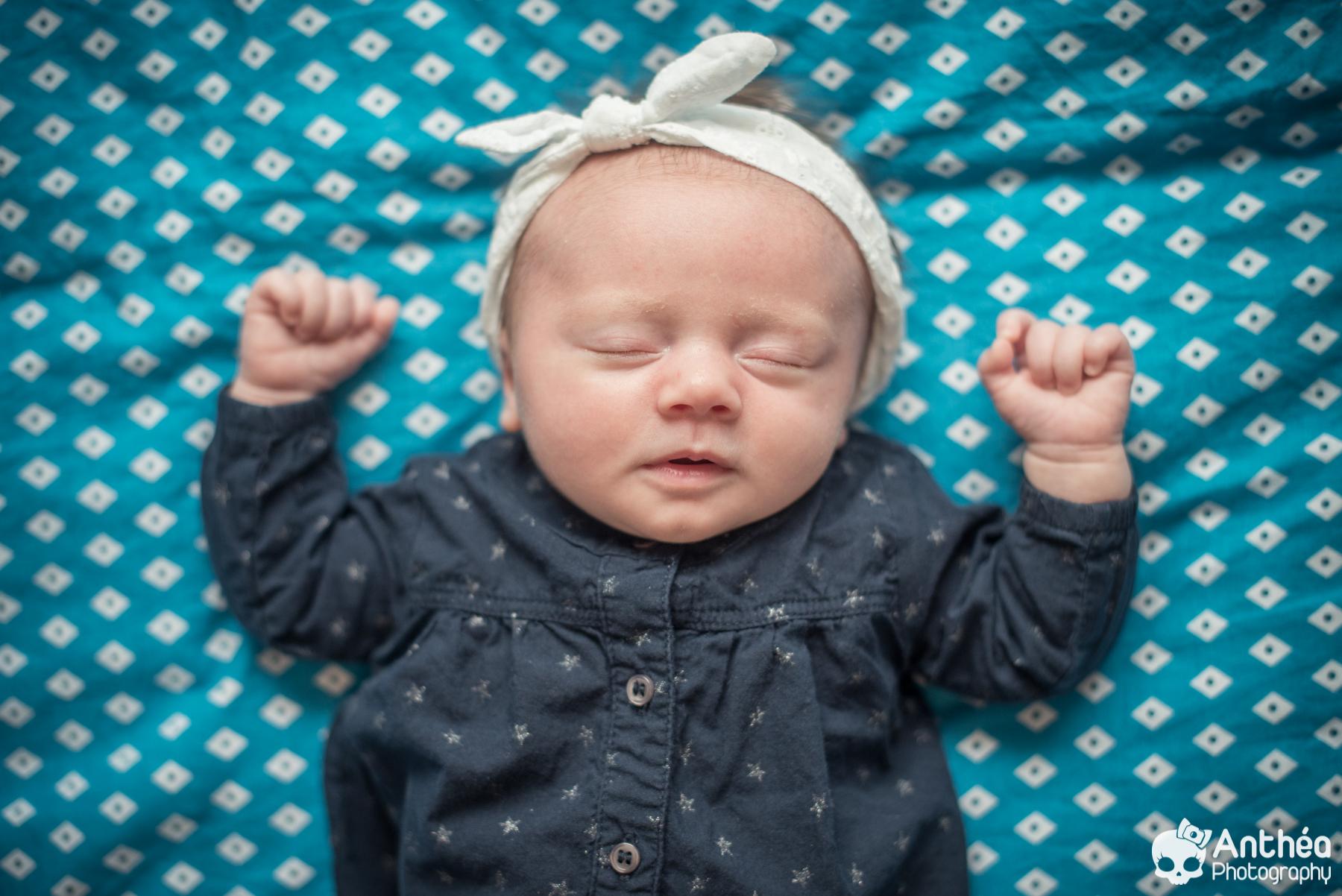 Photographe bébé bourg les valence