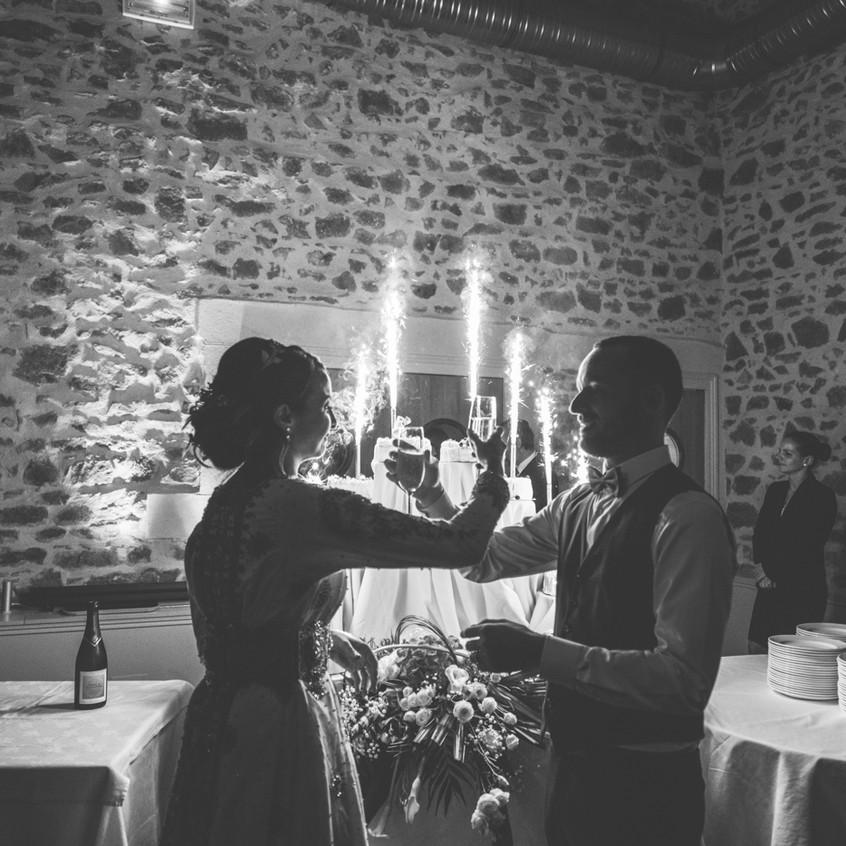 Mariage Chateau des Loges