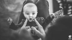 photo bébé rigolote