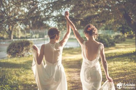 Mariage au Domaine des Cèdres - Villebois Ain - A&S