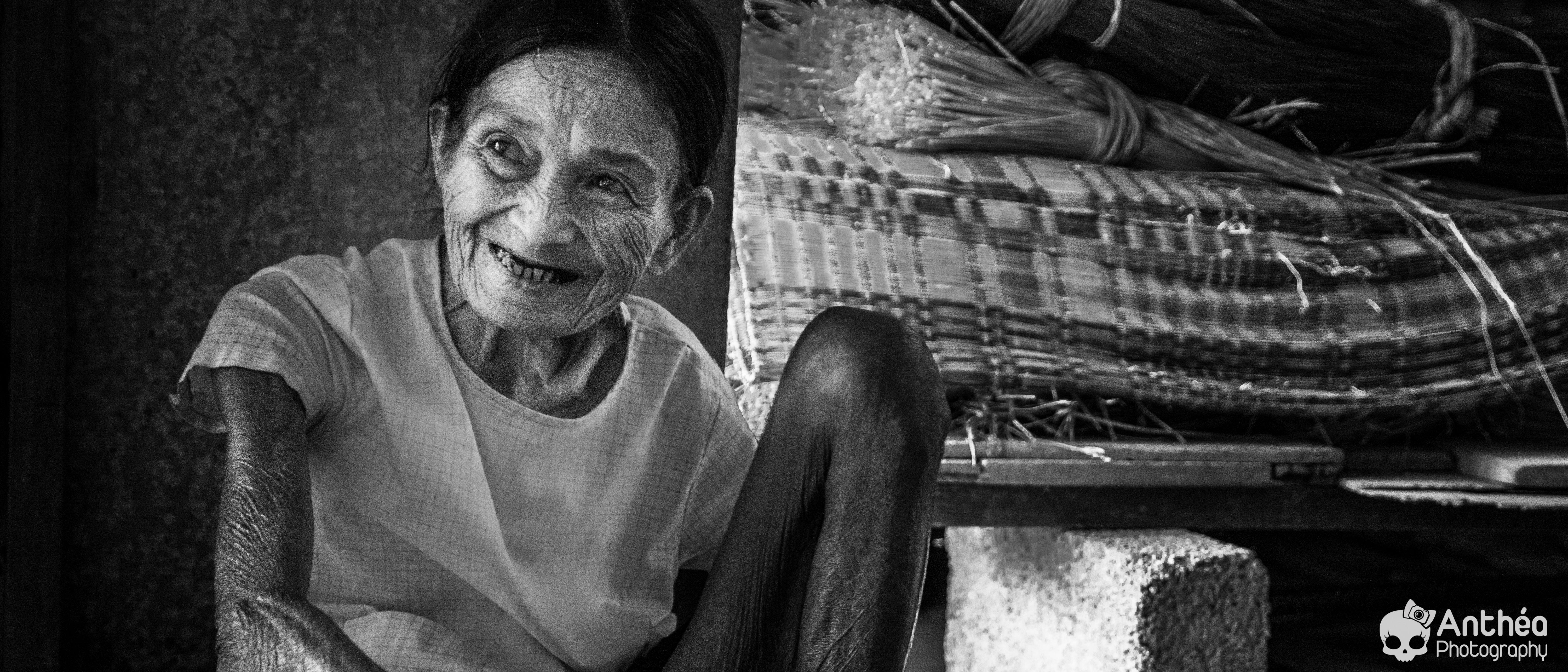 grandma in vietnam