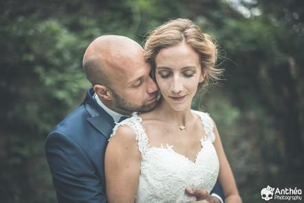Mariage en Vendée [ Logis des Fougères ]  Léa & Benjamin - Des cœurs plein les yeux