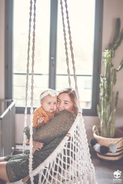 photographe bébé gier