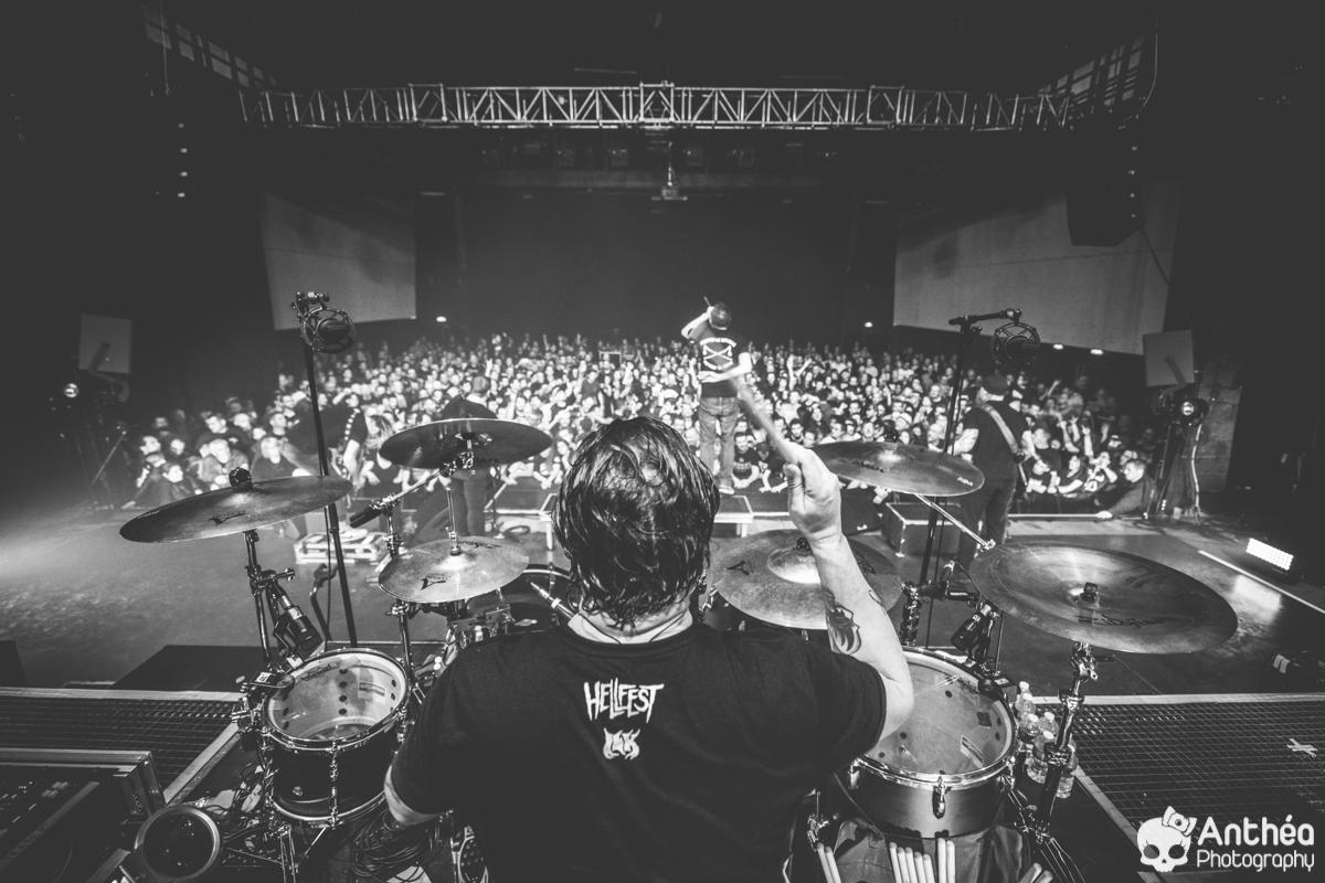 MANIAC TOUR-Mass Hysteria Le Fil