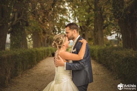 Mariage à Chaponost [ Traiteur Lafargue ] - Noélie & Steven