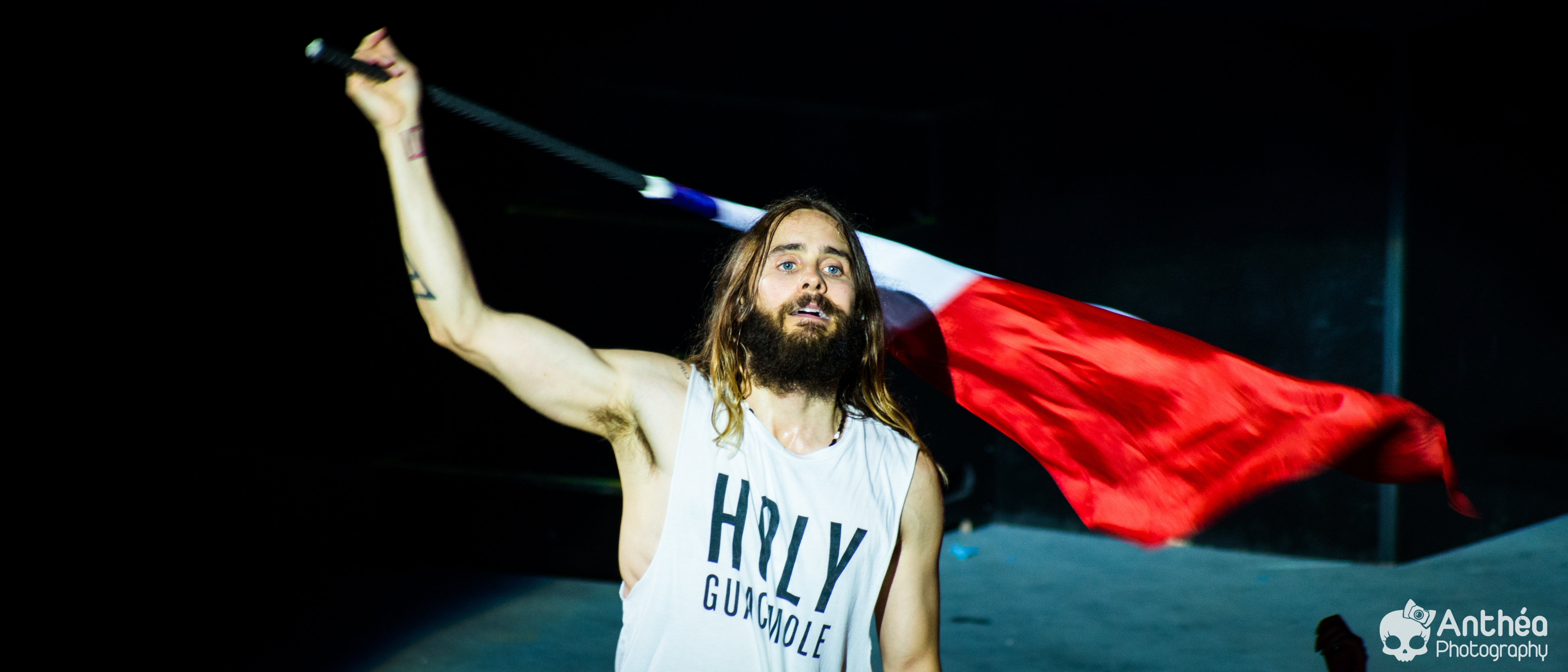 30 seconds to mars jared leto Vienne