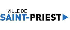 Ville de St Priest