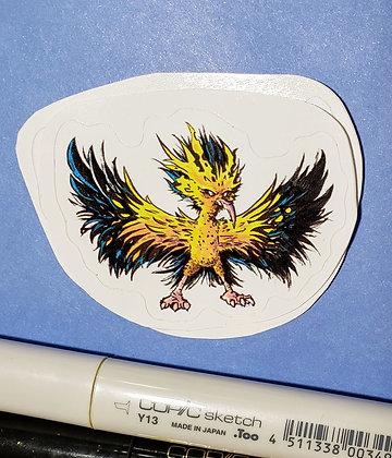 """""""Zapdos"""" Sticker"""