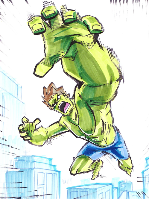 """Hulk"" Original"